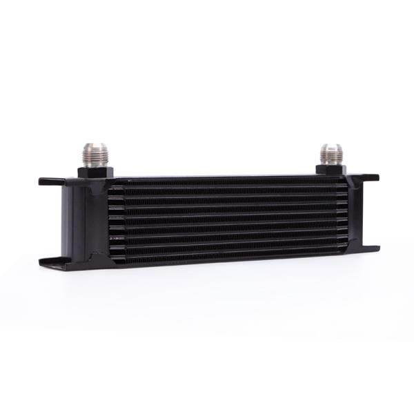 Mishimoto - 10-Row Universal Oil Cooler Kit Black (MMOC-UBK)