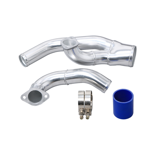 CXRacing - RB26 Twin Turbo Outlet Pipes For Nissan Skyline R32 GTR RB26DETT GT-R (PIP-RB26DETT-TT)