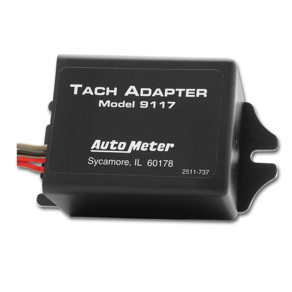 AutoMeter - RPM SIGNAL ADAPTER FOR DISTRIBUTORLESS IGNITIONS (9117)