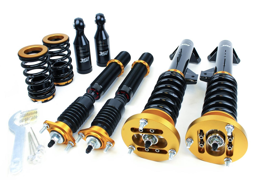ISC Suspension - BMW E36 318i/323i/325i/328i/M3 92-98 ISC Basic Coilover Suspension (B002B)