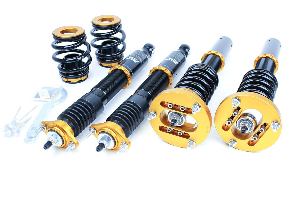 ISC Suspension - BMW E30 318i/325i/M3 (51mm strut) ISC Basic Coilover Suspension (B013-1B)