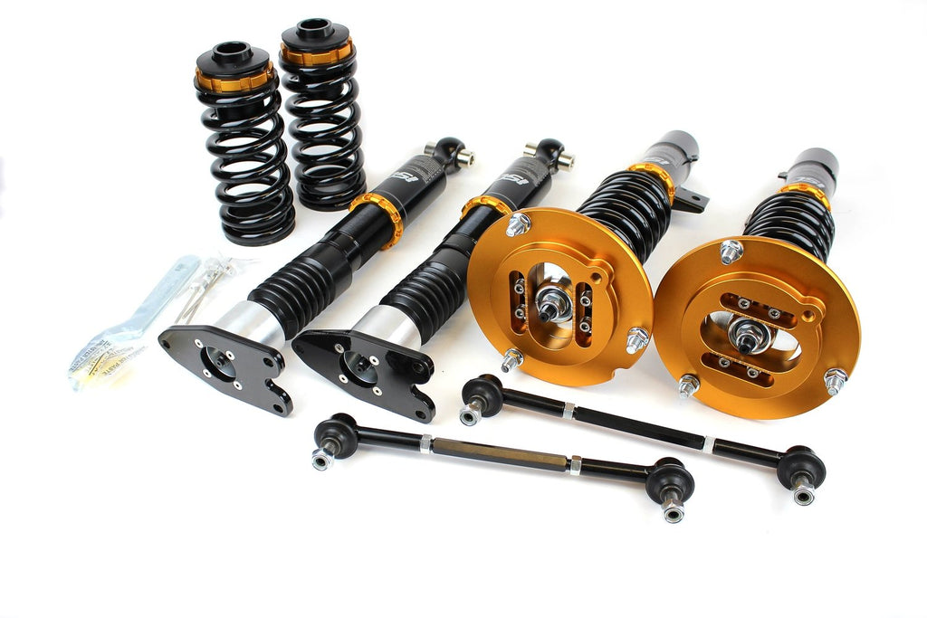 ISC Suspension - BMW F30 320i/328i/335i 12-17 ISC N1 Coilover Suspension (B017)