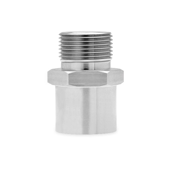 Mishimoto - Stainless Steel Sandwich Plate Adapter, M22 (MMSPA-M22)