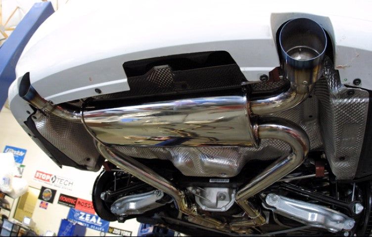Agency Power - Cat Back Exhaust System, 335i (AP-RES-335c)