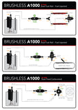 Aeromotive - A1000 Brushless Stealth Fuel Pump (18023)
