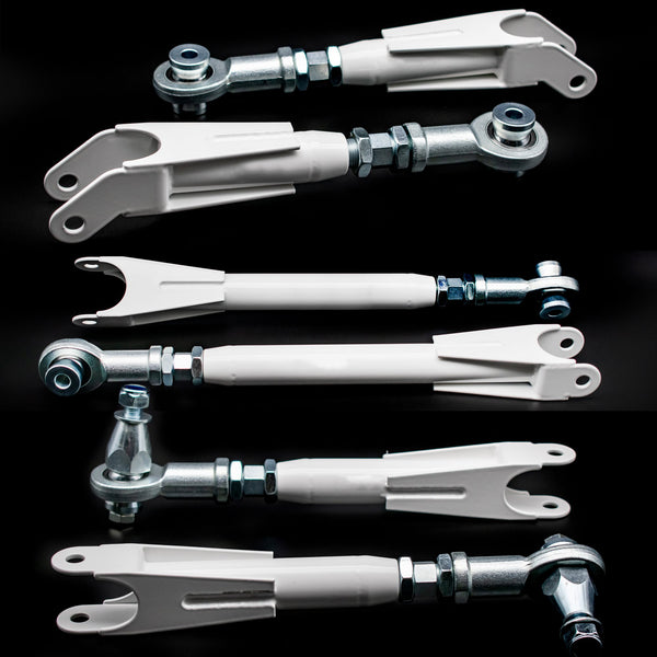 DHQ - Rear Suspension Arm Kit - Nissan 350z 03-08  & G35 03-08