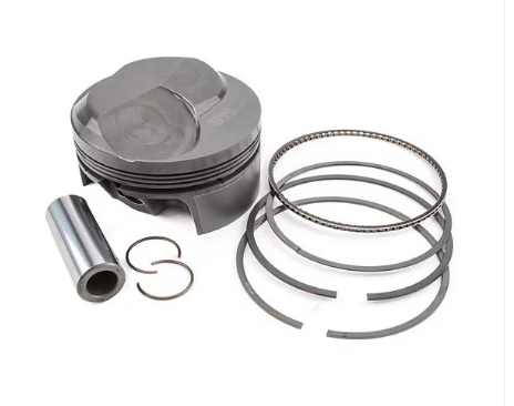 MAHLE PISTONS - Motorsports Pistons Big Block Chevy PowerPak Piston & Ring Kit Forged 4032 High Silicon Low Expansion Aluminum Alloy,Bore: 4.500
