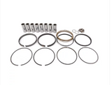"MAHLE PISTONS - Motorsports Pistons Big Block Chevy PowerPak Piston & Ring Kit Forged 4032 High Silicon Low Expansion Aluminum Alloy,Bore: 4.500"" (BBC270500D10)"