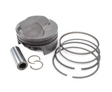 "MAHLE PISTONS - Motorsports Pistons Big Block Chevy PowerPak Piston & Ring Kit Forged 4032 High Silicon Low Expansion Aluminum Alloy,Bore: 4.530"" (BBC270530D13)"