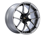 BBS - RI-S 20x8.5 5x112 22 Diamond Black | Diamond Cut Rim (RIS005DBPK)