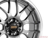 BBS - RS911 Diamond Black | Diamond Cut Rim 18x8.5 5x120 15 (RS911EDBPK)