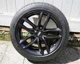 BBS - SX 18x8 5x112 44mm Crystal Black Metallic, clear protective top coat. (SX0103CB)