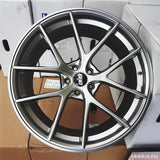 BBS - CI-R 20x8.5 5x120 32 Black Center | Polished Rim (CI0102BPO)
