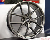 BBS - CI-R 20x9 5x120 25 Black Center | Polished Rim (CI0202BPO)