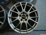 BBS - RE-V 18x8 5x120 33 Diamond Black (REV064DBK)