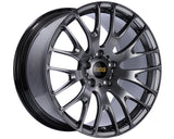 BBS - RN 20x11 5x130 66 Diamond Black (RN102DBK)