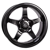 Cosmis Racing XT-005R Black w/ Machined Spoke Wheel 20x9.5 +15mm 6x139