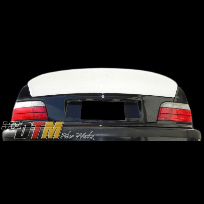 DTM Fiberwerkz - BMW E36 92-99 CSL Add On Spoiler
