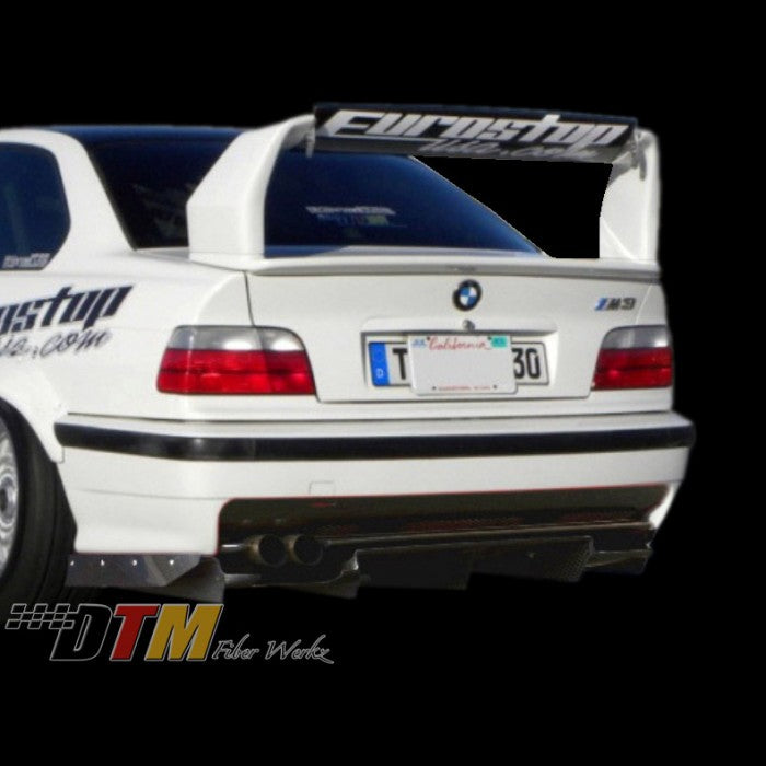 DTM Fiberwerkz - BMW E36 M3 GTR-S Rear Diffuser (Lower ONLY)
