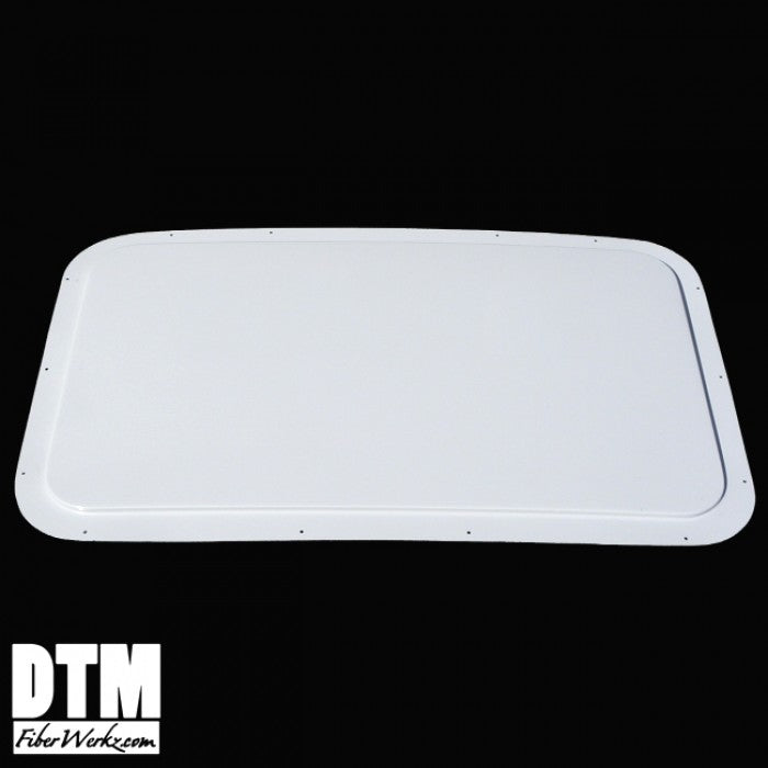 DTM Fiberwerkz - BMW E90 & E92 Sunroof Delete Replacement