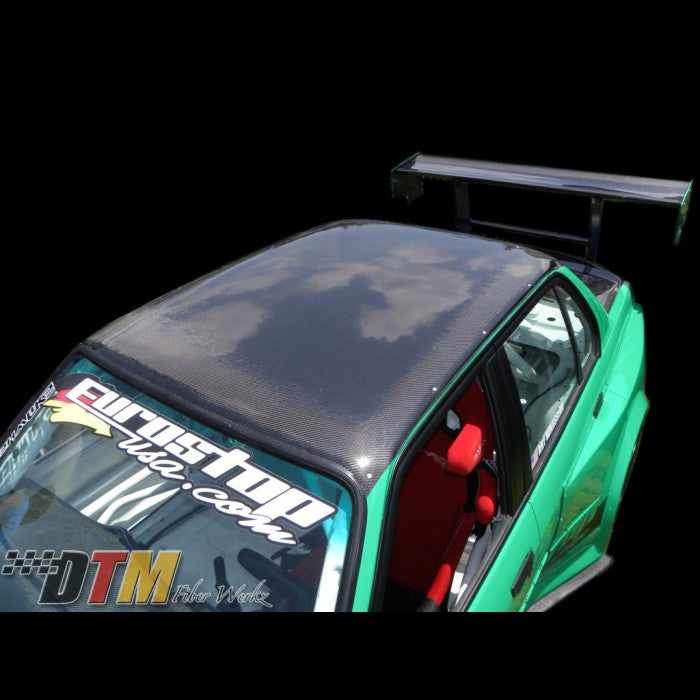 DTM Fiberwerkz - BMW E30 GT Club Spec Race Spoiler Wing 66