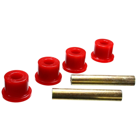 Energy Suspension - Transmission Crossmember Mount Bushings 1979-93 Ford Mustang (4-1102R)