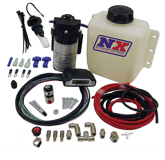 Nitrous Express - Water Methanol Injection System Gas EFI Stage 3 (15028)