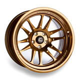 Cosmis Racing XT-206R Hyper Bronze Wheel 18x11 +8mm 5x114.3