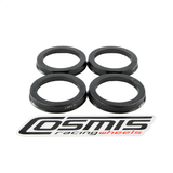 Cosmis Racing Hub Centric Rings (Set of 4) 73.1 to 67.1