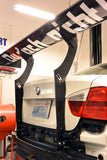 HARD Motorsport - Chassis Mount Spoiler Upright Kit - E90