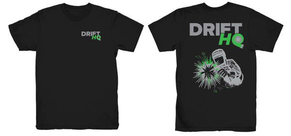 Drift HQ - Welder Graphic T-Shirt