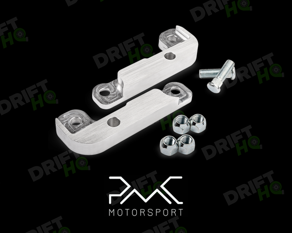 PMC - TURN ANGLE ADAPTERS E36 M3 (25%)