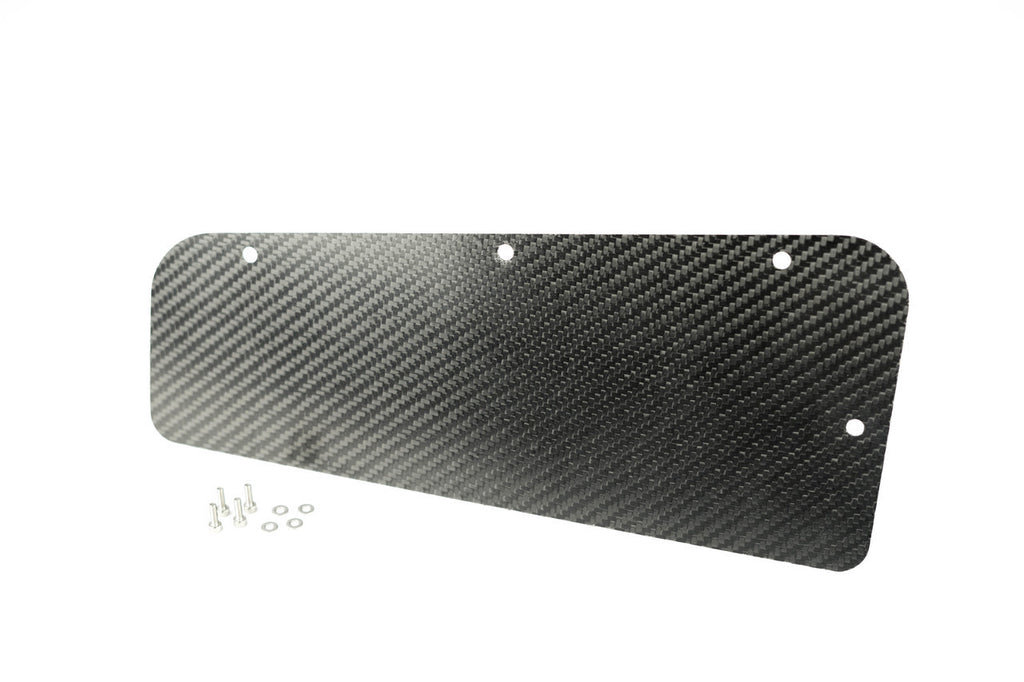 HARD Motorsport Carbon Fiber ECU Cover Panel - E36