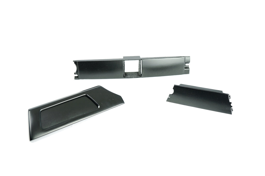 HARD Motorsport Dash Vent Block-off kit - BMW E9X