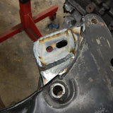 Condor Speed Shop - Reinforcement Plates, Front Subframe & Engine Mount - E30 (REIPLTSUBENG)