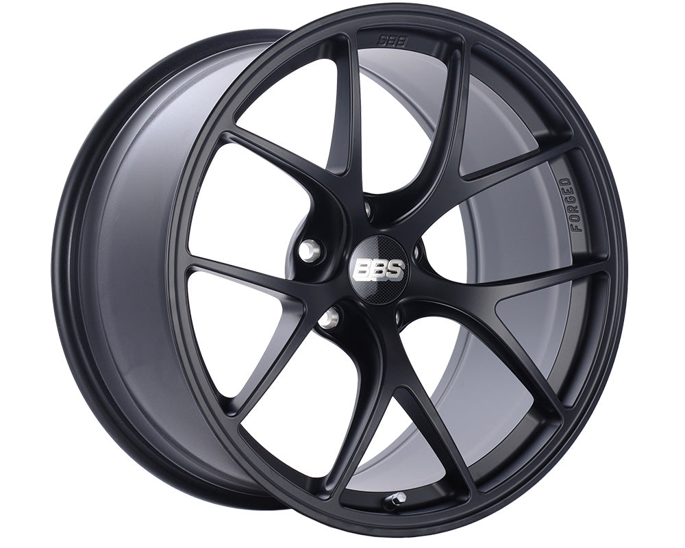 BBS - FI 19x10.5 5x120 23 Black Satin (FI022BS)