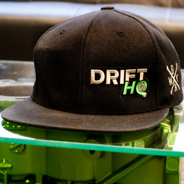DRIFT HQ x SWAY GEAR x #87 ALEX SCHLAGEL HAT - (LIMITED RUN)