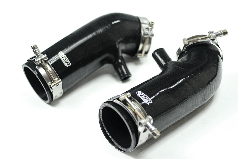 ISR Performance - Silicone Air Intake Tubes - Nissan 350Z HR 370z /  Infiniti G37 (IS-INT-ZHR)