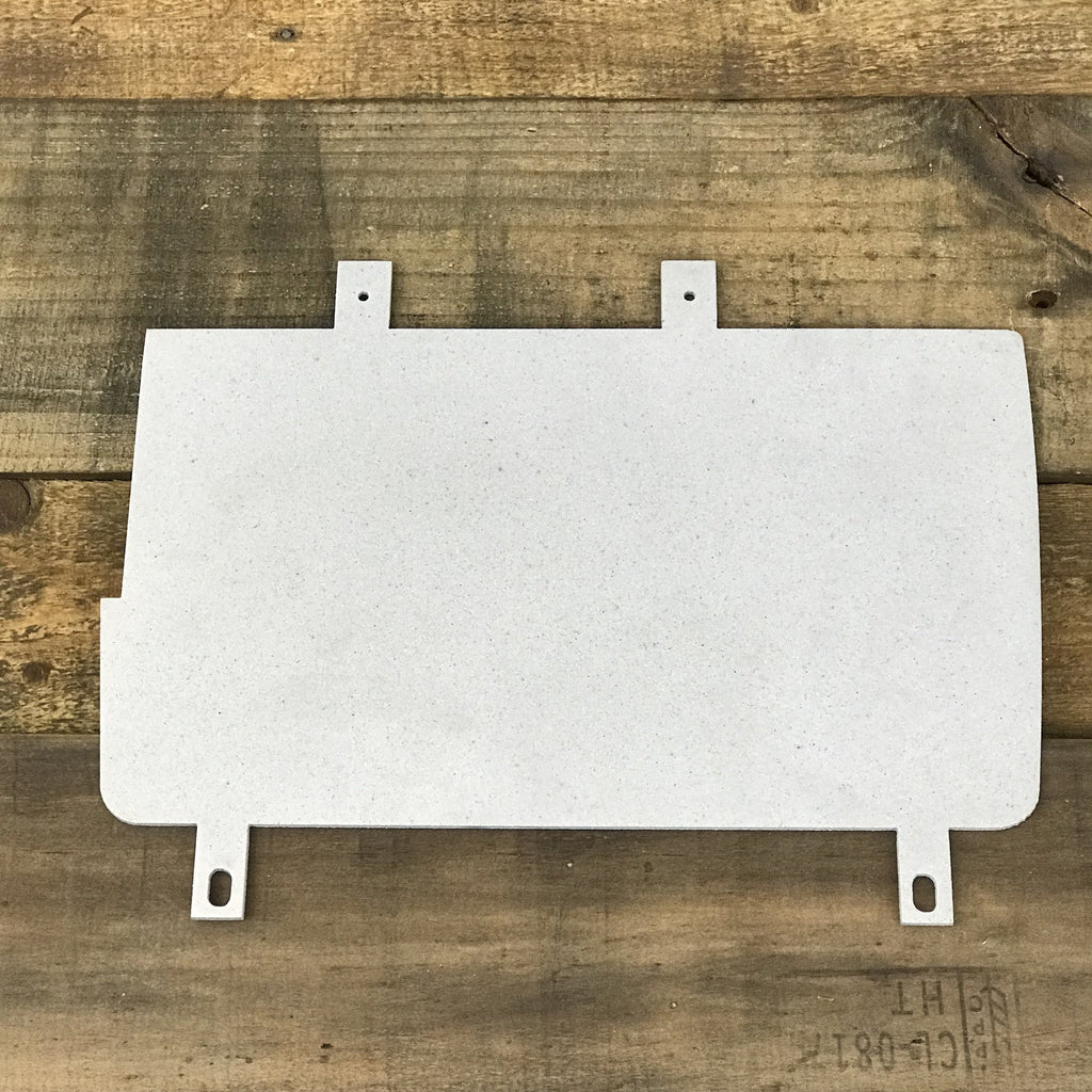 Condor Speed Shop - Aluminum HVAC Delete Panel - E30