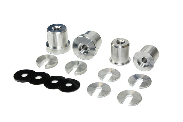ISR Performance - Aluminum Subframe Bushing Inserts -350Z & G35 Coupe (IS-AZ002)