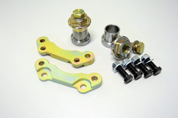 IRP - 5 lug conversion/adapter kit from BMW E30 to E36, E46 bearings and brakes (IRP5L-1)