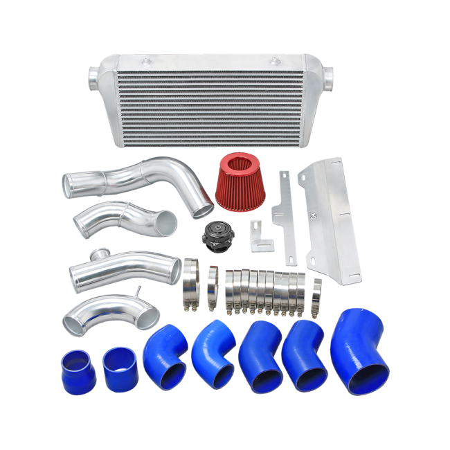 CXRacing - Intercooler Intake Piping Kit For Skyline R32 GT-R RB26DETT GTR RB26 Single Turbo ( KIT-RB26DETT-ST-R32-IC)