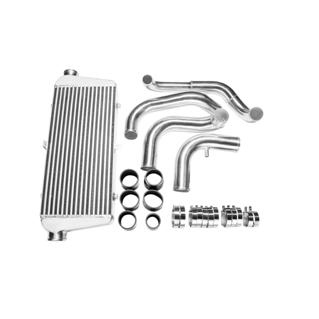 CXRacing - Intercooler Piping Kit Fits G Intake For For 89