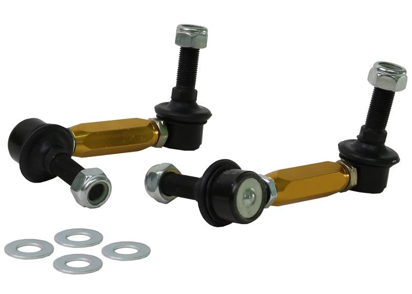 Whiteline - 15-20 Ford Mustang Rear Sway Bar Link Assembly (KLC198)