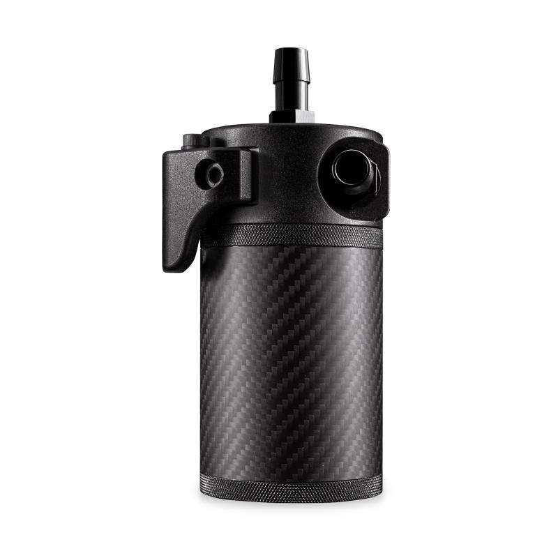Mishimoto - Carbon Fiber Baffled Oil Catch Can (MMBCC-CF)
