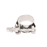 "Mishimoto - Stainless Steel T-Bolt Clamp, 1.42""–1.57"" (36MM–40MM) (MMCLAMP-15)"