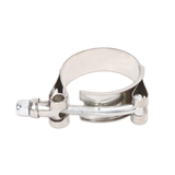 "Mishimoto - Mishimoto Stainless Steel T-Bolt Clamp, 1.65""–1.96"" (42MM–50MM) (MMCLAMP-175)"
