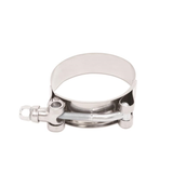 "Mishimoto - Stainless Steel T-Bolt Clamp, 2.12""–2.44"" (54MM–62MM) (MMCLAMP-225)"
