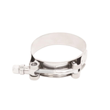"Mishimoto - Mishimoto Stainless Steel T-Bolt Clamp, 2.36""–2.67"" (60MM–68MM) (MMCLAMP-25)"