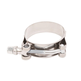 "Mishimoto - Stainless Steel T-Bolt Clamp, 1.89""–2.12"" (48MM–54MM) (MMCLAMP-2)"